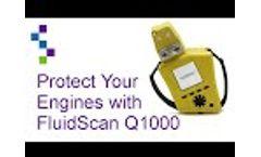 FluidScan 1000 Portable Oil Condition Analyzer - Video