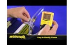 GasAlertMicroClip XL - Bump Testing Made Simple - Video
