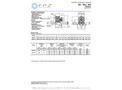 FPZ - Model K06 TS - Regenerative Pressure Blowers