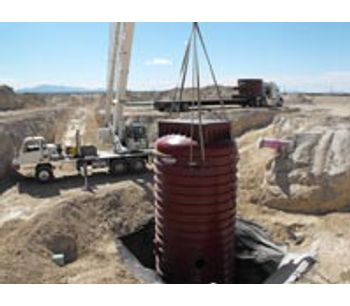 Xerxes - Industrial / Municipal Storage Tanks & Wet Wells
