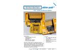 Skim-pak - 2300-SH; 4300-SH; 18300-SH; 20300-SH - Flow - Control and ABS Plastic Floating Skimmer Systems Brochure