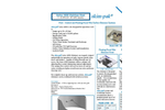 Skim-pak - Series 4000 - Stainless Steel Flow - Control and Floating Fixed Weir Surface Skimmer Systems Brochure