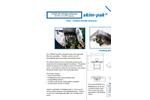 Skim-pak - 17500-SH - Flow - Control Grinder Floating Skimmer Brochure