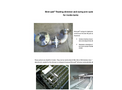 Skim-pak - Model Series 600 - Flow - Control and Floating Fixed Weir Surface Skimmer Systems
