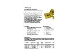 skim-pak Portable Oil Skimmers Brochure