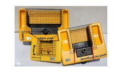 Skim-pak - Model 2300-SH; 4300-SH; 18300-SH; 20300-SH - Flow - Control and ABS Plastic Floating Skimmer Systems