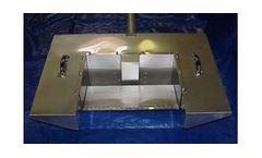Skim-pak - Model Series 18500 - Stainless Steel Flow - Control and Floating Fixed Weir Surface Skimmer Systems