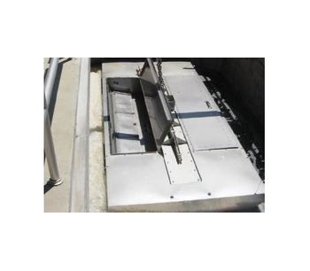 Skim-pak - Model 11840-DH - Flow - Control and Floating Decanter Systems
