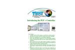 PUF+ and PUF+BL - Polyurethane Foam Sampler Spec