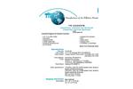 Handi-Vol - TE-2000PS and TE-2000P - Industrial Hygiene Air Sampler Spec