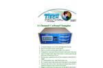 3-Channel Carbonyl Sampler Specification Sheet