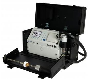 Ecom - Model EN3 - Compact Portable Combustion Analyzer