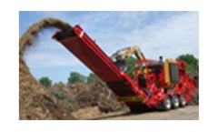 Rotochopper - Model B-66 SP - Multi Purpose Shingle Grinders