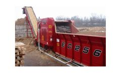 Rotochopper - Model EC-366 - Mid-Sized Electric Horizontal Grinders