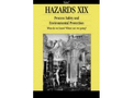 Hazards XIX: Process Safety and Environmental Protection with CD-ROM