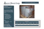 Ameri-Shred - AMS-300 - Industrial Paper Shredder - Brochure