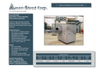 Ameri-Shred - AMS-4000 - Series 3 Industrial Paper Shredder - Brochure