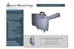 Ameri-Shred - DC-2100 - Industrial Dust Collector - Brochure