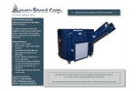 Ameri-Shred - Hard Drive Shredder Air Filtration System - Brochure