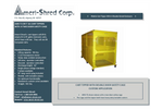 Ameri-Shred - AMS-T1 or T-1A - Cart Tippers - Brochure