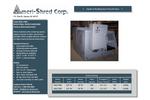 Ameri-Shred - AMS-7500 - Series 4 Industrial Paper Shredder - Brochure