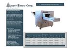Ameri-Shred - Series 3 - Strip Cut Industrial Paper Shredders - Brochure