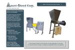 Ameri-Shred - AMS-PT - Product Destruction Shredders - Brochure