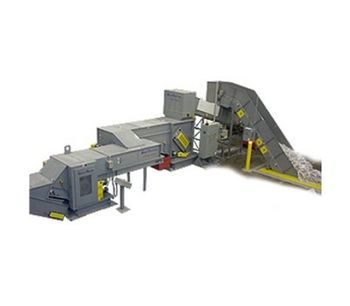 Ameri-Shred - Model Series 3, 4 or 5 - Double Cut Shredding Systems