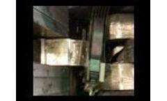 AMS-150HD Hard Drive Shredder by Ameri-Shred Video