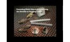 Paper Shredder`s Metal Detector Video from Ameri-Shred Video