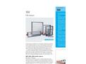 Munters - SM Inlet Shutter - Brochure