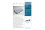 Munters - Model C-Pack - Cold Side Packs Mist Eliminators - Product Sheet