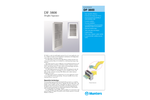 Munters DF 3800 Droplet Separator - Product Sheet