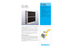 Munters DF 4200 Droplet Separator - Product Sheet