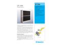 Munters DF 4300 Droplet Separator - Product Sheet