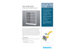 Munters DH 2100-FGD Droplet Separator (Mist Eliminator) - Product Sheet
