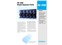Munters DH 4200 Droplet Separator Profile - Product Sheet
