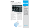 Munters DH 4300 Droplet Separator Profile - Product Sheet