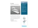 Munters DV 880 Droplet Separator (Mist Eliminator) - Product Sheet