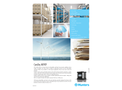 Munters ComDry M190Y Desiccant Dehumidifier - Product Sheet