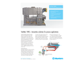 VariMax IFRG Indirect-fired Recirculating Gas Heaters - Product Sheet