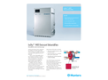 IceDry 1400 Desiccant Dehumidifier - Product Sheet
