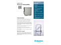 IceDry Series Desiccant Dehumidifier - Product Sheet