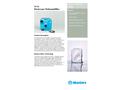 M120 Desiccant Dehumidifier - Product Sheet