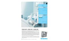 ED36HE MPX - ED30HE MPX - ED24HE MPX - Exhaust Fans - Product Sheet