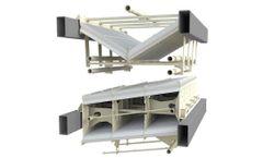 Munters - Model Ultra-Flow - 3-Stage Mist Eliminator System