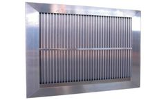 Munters - Model DF 2800 - Mist Eliminator
