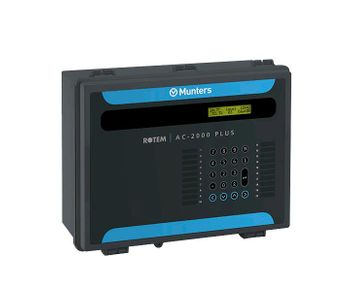 Munters - Model AC-2000 Plus - Poultry Climate Controllers for Agriculture