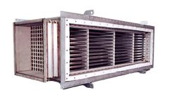 Munters Thermo-T - Welded Tubular Heat Exchanger