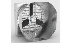 Munters - Model EC52D AGS - Direct Drive Fan